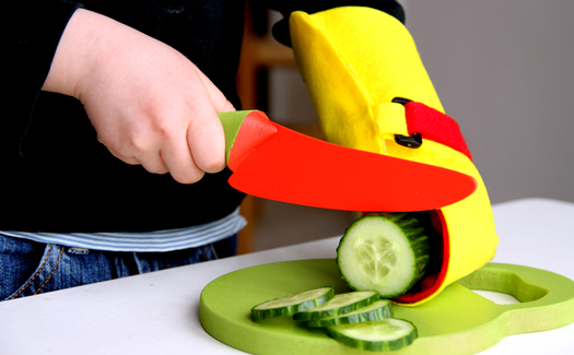 Childrens Kitchen Knives | Kids In The Kitchen Inner Pieces Gallery