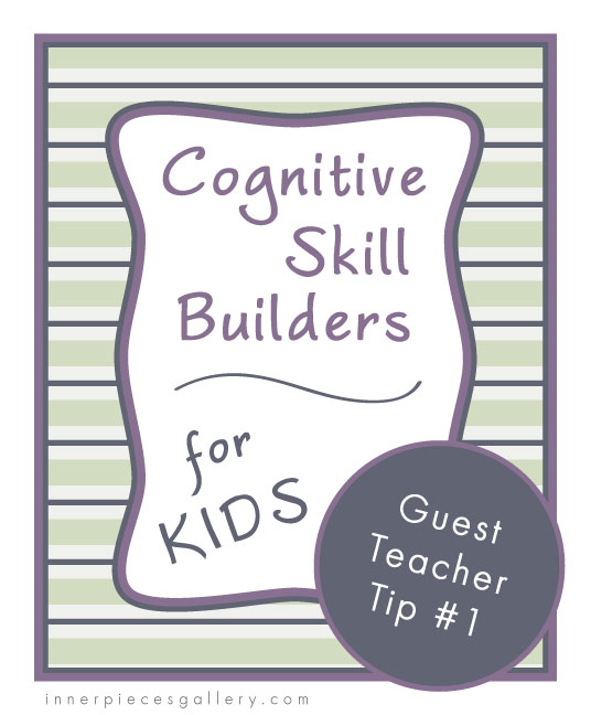 Cognitive Skill Builders for Kids