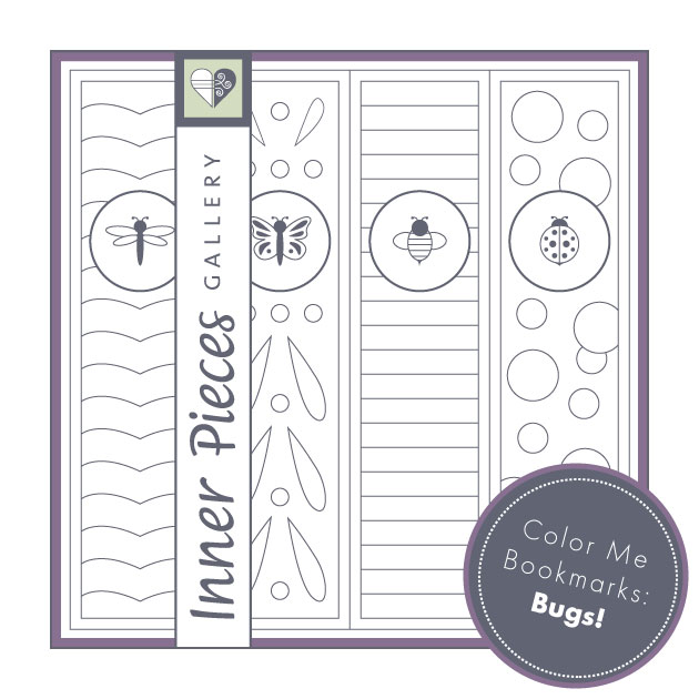 Color Me Bookmarks - Bugs!