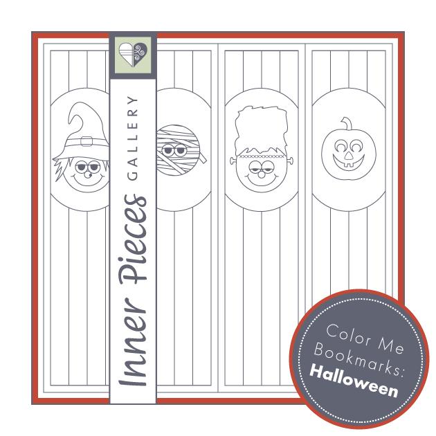 printable halloween bookmarks - Halloween Book Marks