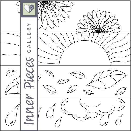 Printable Color Me Bookmarks For Every Season