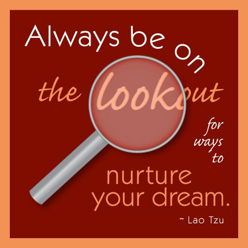 Lao Tzu on Nurturing Dreams