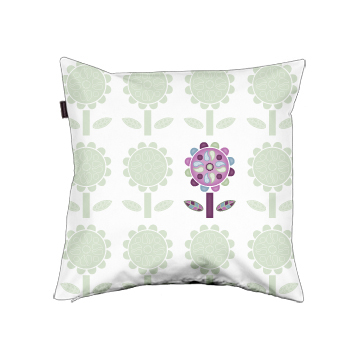 Flower Moxie Pillow Cover