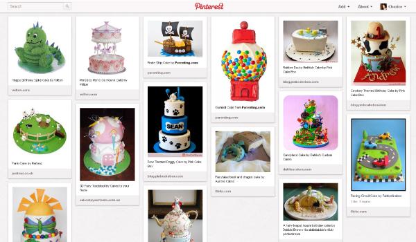 Kids' Cake Inspiration
