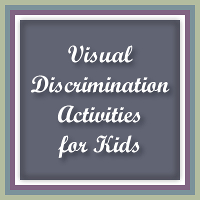 A top blog post at Inner Pieces Gallery: Visual Discrimination Activities for Kids