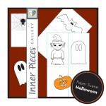 Paper Scene: Halloween