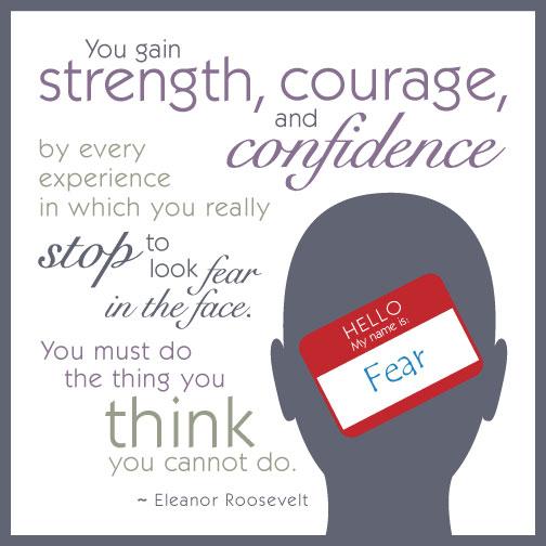 Quote: Eleanor Roosevelt