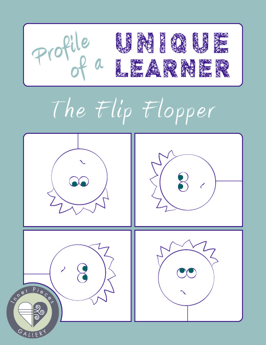 Profile of a Unique Learner: The Flip Flopper. Dyslexia is about more than letter reversals. Learn how to help students who fit this profile.