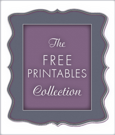 The Free Printables Collection by Inner Pieces Gallery