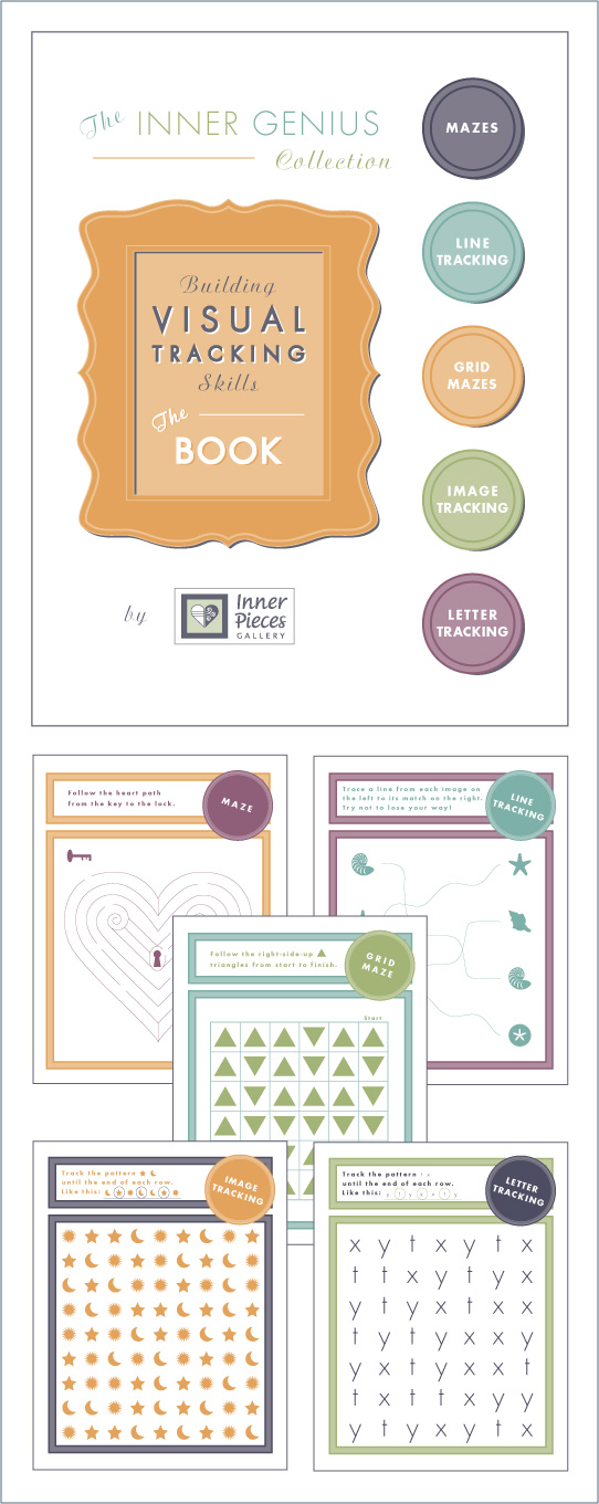 Visual Tracking Skill Builders for Kids
