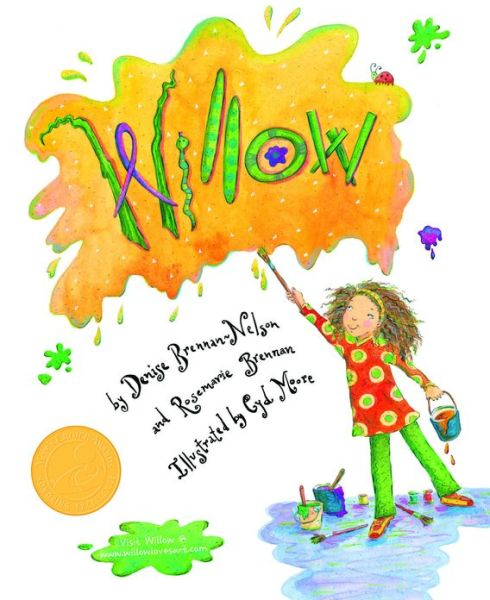 """Willow"" by Denise Brennan-Nelson and Rosemarie Brennan"