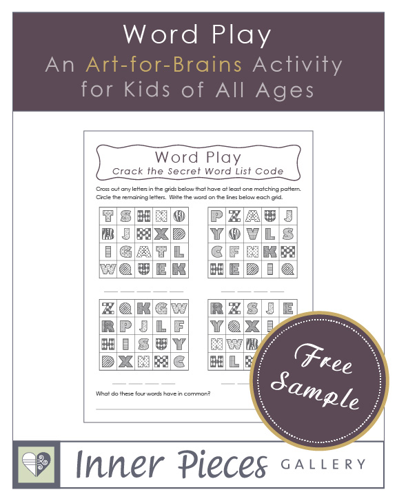 Crack the Secret Word List Code. Kids love crack the code activities, and this free printable sample packs a visual discrimination skill-building punch.