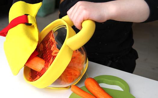 Kitchen Kids Josefine Bentzen grater