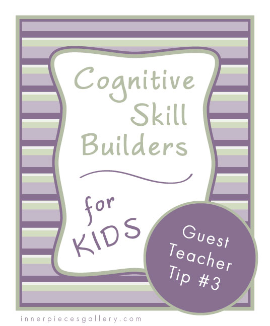 Cognitive Skill Builders for Kids Tip 3