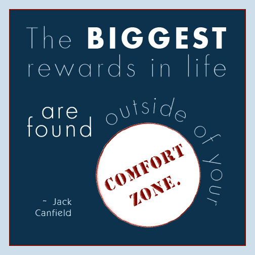 Quick Quote: Jack Canfield on Comfort Zones