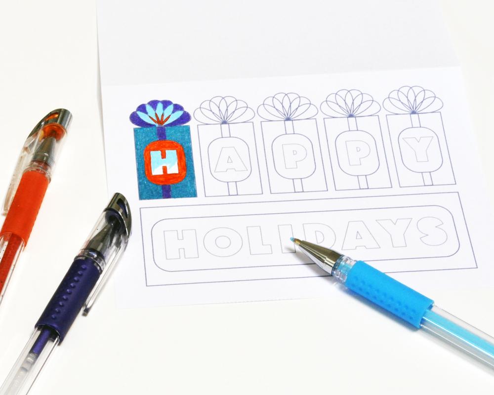IPG Holiday Card