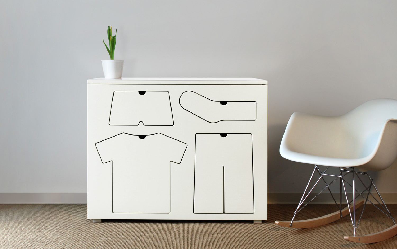Modern Dresser by Peter Bristol