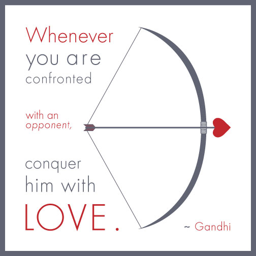 Quote-Gandhi-conquer-with-love