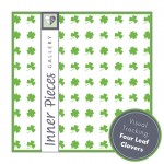 St. Patrick's Day visual tracking printable