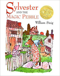 Sylvester and the Magic Pebble, children's classic by William Steig