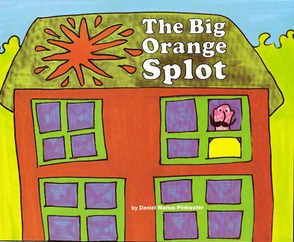 Read this quick review of The Big Orange Splot by Daniel Pinkwater if you love discovering children's picture books with inspiring life lessons.