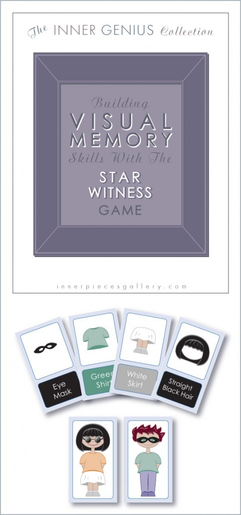The Star Witness Memory Game for Kids