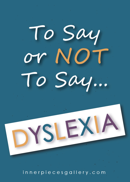 "Three cheers for the Say Dyslexia movement, making sure that legitimate dyslexia intervention makes it into all of our schools. Want to learn why I don't say dyslexia? Read ""To Say or Not To Say Dyslexia."""
