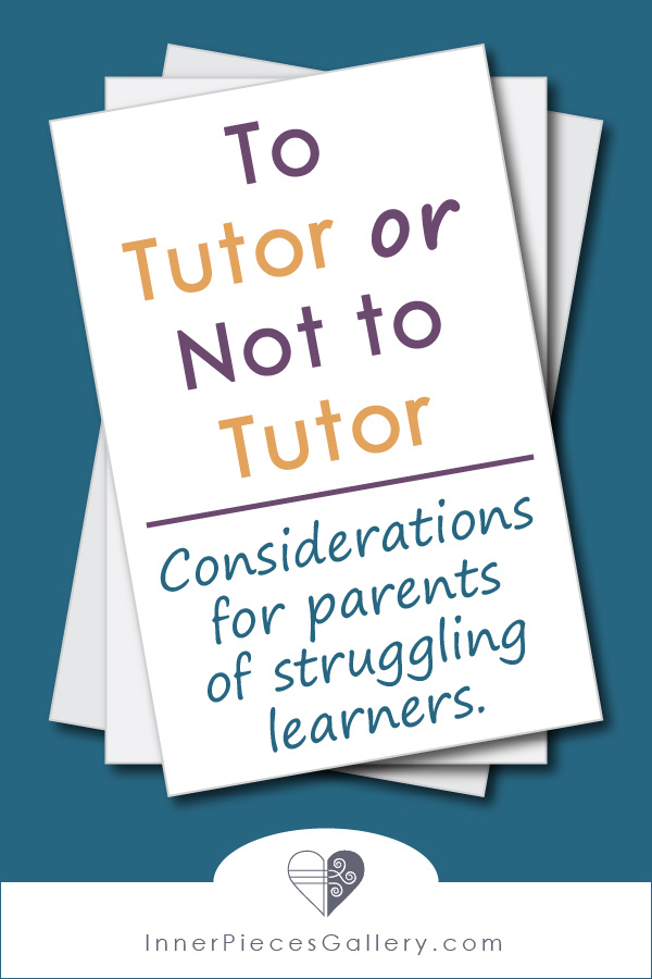Need help deciding whether or not to hire a tutor for your child? Will it help? Will it hurt? Is there an alternative if tutoring fails? Your questions answered.