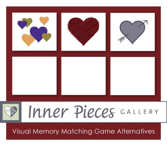 Visual Memory Matching Game Alternatives