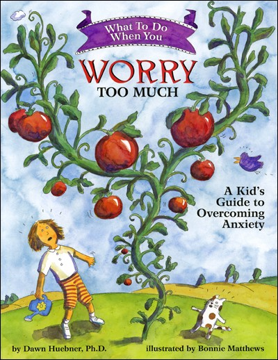Have an anxious child? Or just have too many worries to handle? Read a quick review on: What to Do When You Worry Too Much, A Kid's Guide to Overcoming Anxiety by Dawn Huebner, Ph.D.