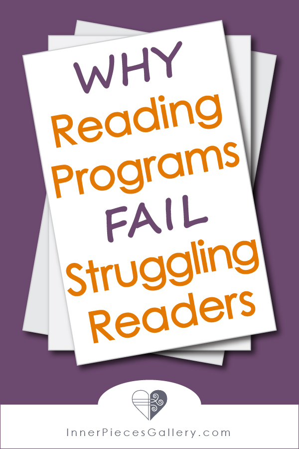 Some reading programs do help students read, but don't always reach the core of the learning disability. If your reading program still leaves your struggling learner with learning gaps, find out why.
