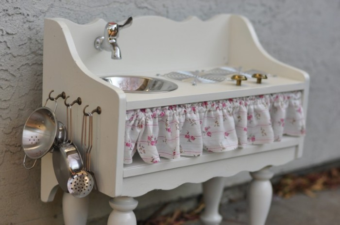 K-Collection Mini White Kitchen