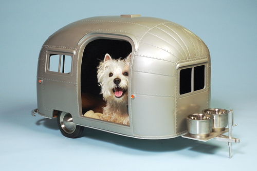 straightline dog camper